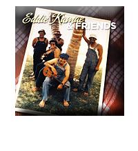 Eddie Kamae & Friends Album Art